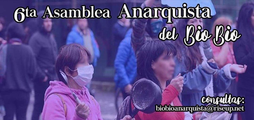 Convocan a 6° Asamblea Anarquista del Bio-bío