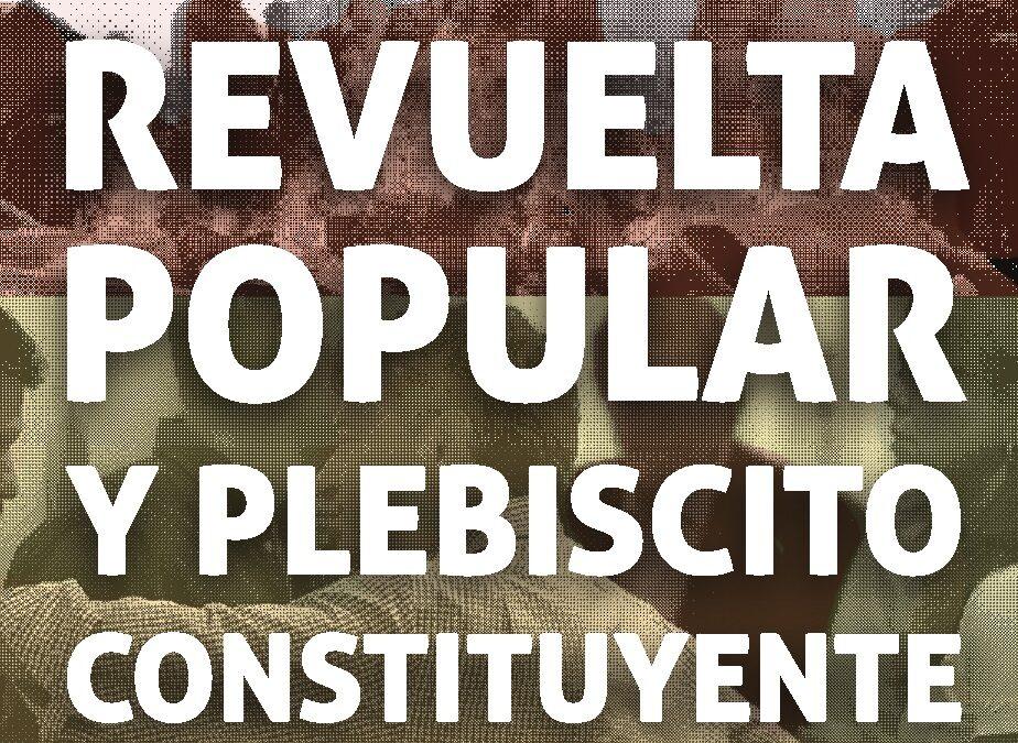 Revuelta popular y plebiscito constituyente en Chile – Análisis de coyuntura de la Asamblea Anarquista del Biobío